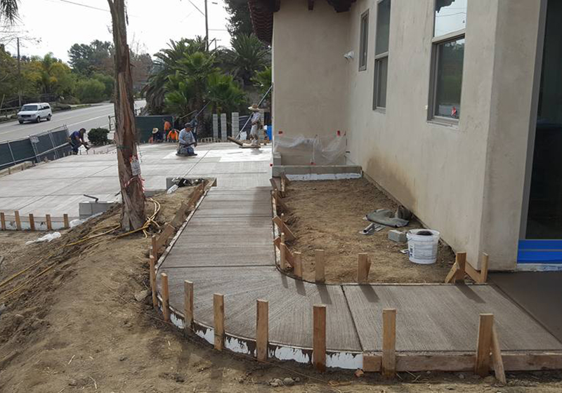 Decorative Foundations & Concrete Services Santee