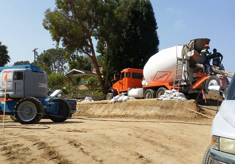 Professional Trenching, Grading & Foundation Services