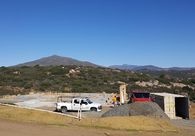 Single Family Home Structural Contractor Poway, CA